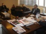 Şiremiçavuş'tan Başkan'a ziyaret