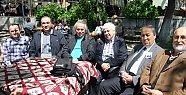 TSYD Müdürü Naci Arkan Bartın'daydı