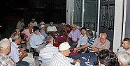 Tunç Çaydüzü'nde Vatandaşlarla