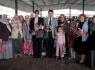 Tunç, Galla Pazarı'nda Anneler Günü'nü kutladı