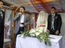 Tunç haftasonu nikah, sünnet ve düğünlere katıldı