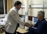 Tunç, hastaları ziyaret etti, KÖYDES çalışmalarını inceledi