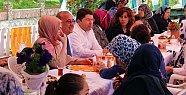 Tunç: Haydi Kızlar Okula kampanyasını biz başlattık