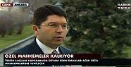 Tunç: HSYK Değişikliği Anayasa'ya Uygun