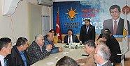 Tunç ilk yönetim kurulu toplantısına