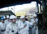 Tunç: Madencilik zor ve meşakkatli bir meslektir