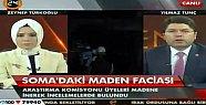 Tunç Soma Tespitlerini 24 TV'ye Değerlendirdi