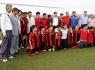 Tunç, U13 Bartın Gençlerbirliği takımına başarılar diledi