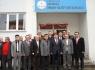 Tunç'tan Ulus İmam Hatip Ortaokulu'na ziyaret