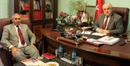 Turizm Müdürlüğü işadamlarını Batum'a
