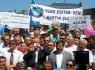 Türk Eğitim-Sen özür grubu mağdurları için Ankara'daydı