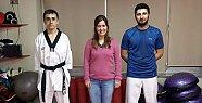 Türkiye Taekwondo Şampiyonasına Gidiyorlar