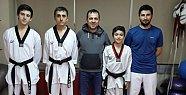 Türkiye Taekwondo Şampiyonası'na Katılacaklar