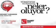 Türkiye'de ve Dünya'da Neler Oluyor?