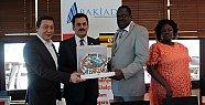 Uganda Büyükelçisinden Bartınlı İşadamlarına Davet