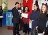 Uluslu girişimciler sertifikalarını aldı