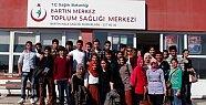 Üniversiteli Öğrenciler KETEM'i Ziyaret Etti