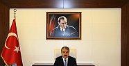 Vali Çınar TRT'yi Kutladı