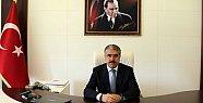 Vali Çınar'dan 30 Mart Teşekkürü