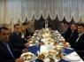 Vali Savur'dan gazetecilere akşam yemeği