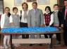 Vali Tevfik Başakar İlköğretim Okulu'ndan 2500 kapak