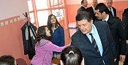 Yalçınkaya'dan Okul Ziyaretleri