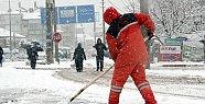 Yaya Kar Kürüme Ekipleri İş Başında