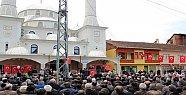 Zafer Köyü Camii Törenle İbadete Açıldı