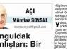 Zonguldak Yanlışları: Bir