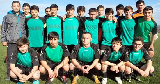 Ticaret Lisesi, Amasra ÇPL'yi 3 golle geçti