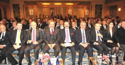 Toksöz DEİK 2011 Yılı Genel Kuruluna Katıldı