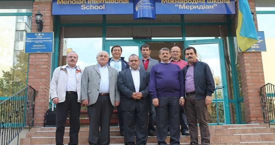 Toksöz: Türk okulları gurur kaynağı
