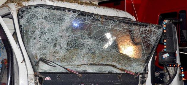 Trafik Kazalarında 33 Kişi Öldü