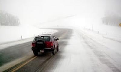 Trafikte Kış Tedbirleri