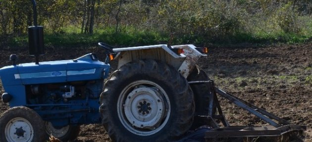 Traktörün Altında Kalan Şahıs Öldü