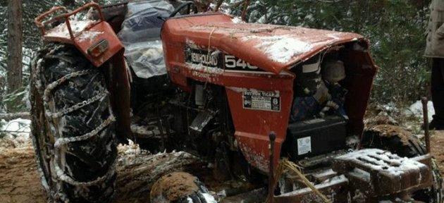 Traktörün Altında Kaldı, Şahıs Hayatını Kaybetti