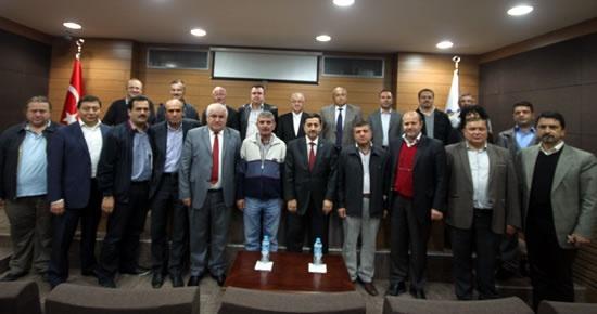 TSO 49. Meclis Toplantısı yeni salonda yapıldı