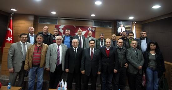 TSO 50.Meclis Toplantısı yapıldı