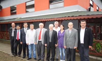 TSO heyeti OSB'deki fabrikaları ziyaret etti