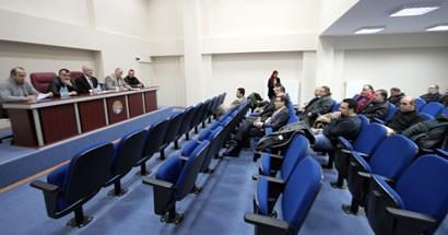 TSO Ocak Ayı Meclis Toplantısı yapıldı