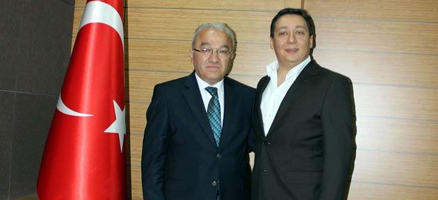 TSO'nun yeni başkanı Cihat Çakır