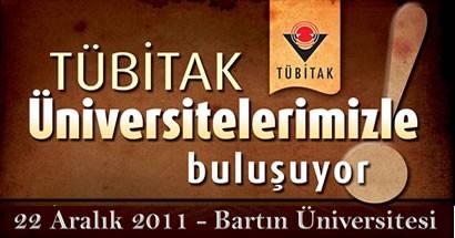 Tübitak Bartın Üniversitesi'nde seminer verecek