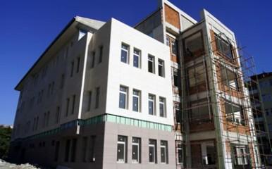 Tunç, Amasra Adalet Sarayı'nda incelemelerde bulundu