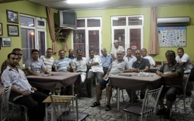 Tunç Amasra Su Ürünleri Kooperatifi'ni ziyaret etti