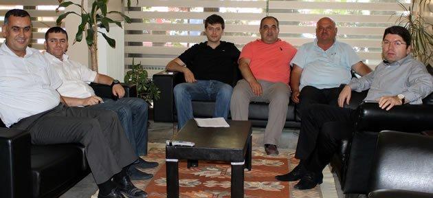 Tunç: Bartınspor'a desteğimiz devam edecek