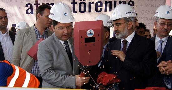 Tunç: Belediye doğalgaz çalışmalarını engelliyor