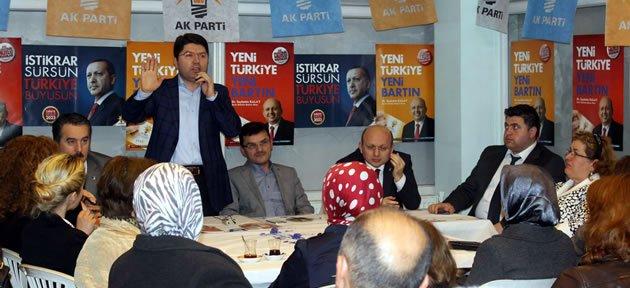 Tunç: Belediyecilikte Kaybedilen Yılları telafi edeceğiz