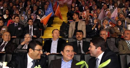 Tunç, Çankırı'da Divan Başkanı