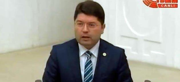Tunç HDP Önerisi Aleyhinde Konuştu