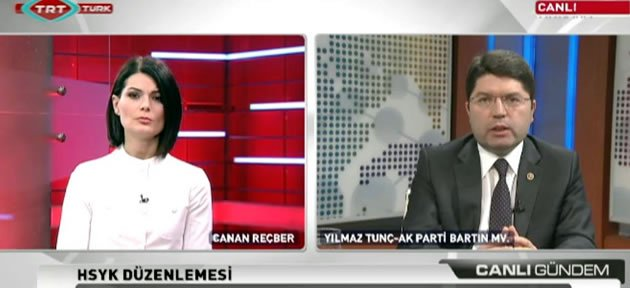 Tunç: Teklifimiz Anayasa'ya Uygun